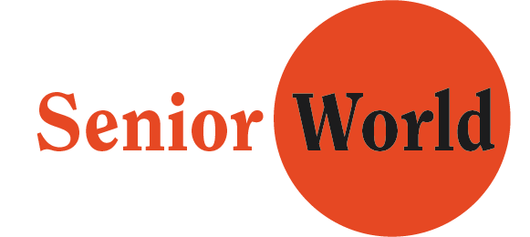 Senior World Logo