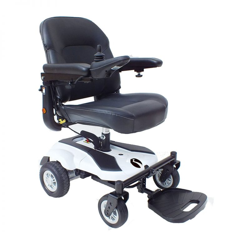 compact powerchairs